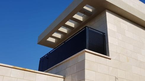גדר אלומיניום בהתאם למבנה הבית בכל קומה שתרצו
