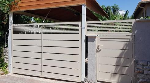 שערים המותאמים לכל פינה בבית ובעיצוב אישי לבחירתכם