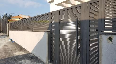 שערים חשמליים מבית עידן השערים